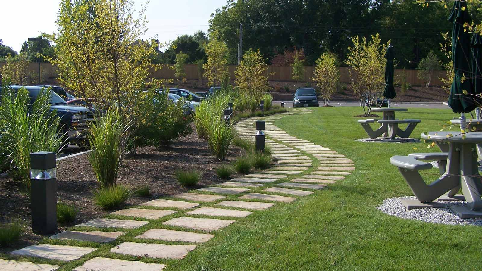 Commercial Landscaping-Woodlands TX Landscape Designs & Outdoor Living Areas-We offer Landscape Design, Outdoor Patios & Pergolas, Outdoor Living Spaces, Stonescapes, Residential & Commercial Landscaping, Irrigation Installation & Repairs, Drainage Systems, Landscape Lighting, Outdoor Living Spaces, Tree Service, Lawn Service, and more.