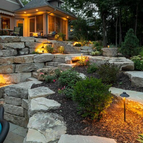 Landscape Lighting-Woodlands TX Landscape Designs & Outdoor Living Areas-We offer Landscape Design, Outdoor Patios & Pergolas, Outdoor Living Spaces, Stonescapes, Residential & Commercial Landscaping, Irrigation Installation & Repairs, Drainage Systems, Landscape Lighting, Outdoor Living Spaces, Tree Service, Lawn Service, and more.